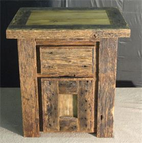 Hidden Gun Compartment Night Stand
