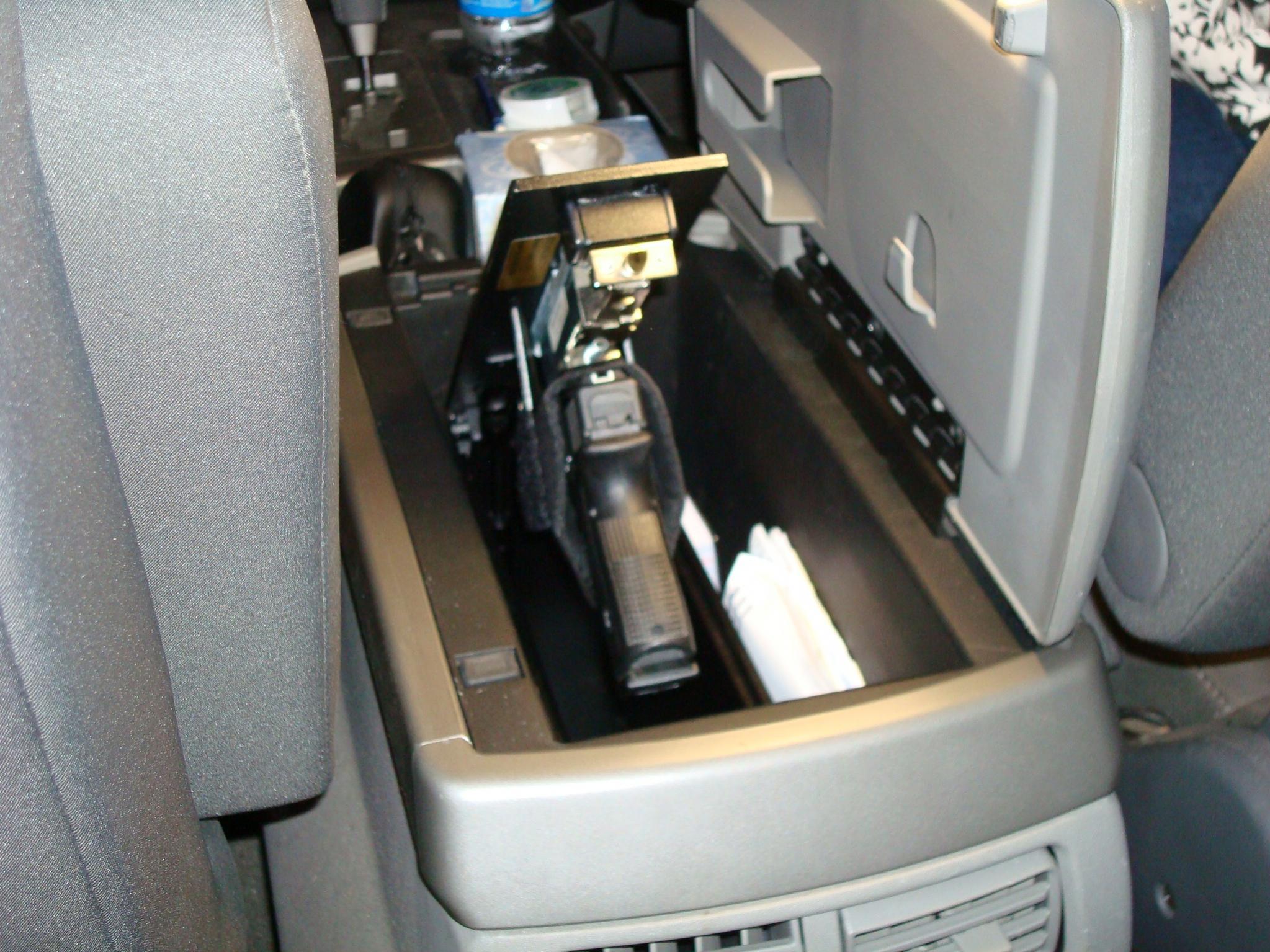 Silverado gun safe